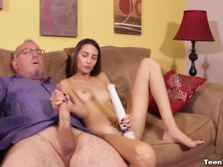 My Step Dads a Jerk - Natalia Nix