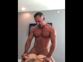 """I Think I Found The Back of Your Pussy"" -Hot Body StepDaddy Fucks Her Hardd"