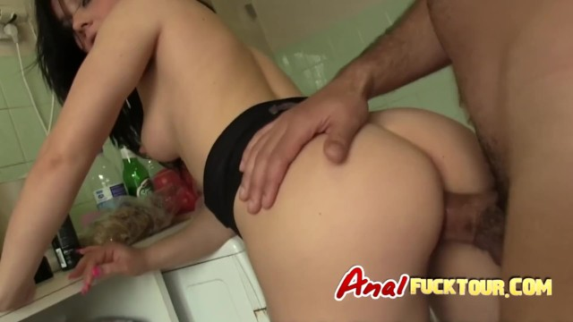 Pornstar is down to get ass fucked