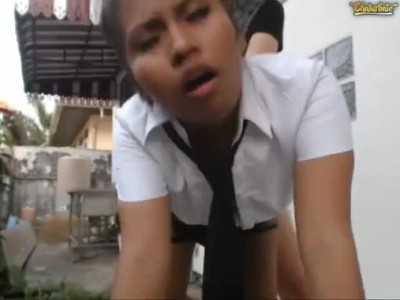 *FAVOURITE* - FUCKING THAI SCHOOL GIRL AFTER SCHOOL