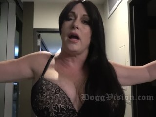Big Butt 50y Huge Tits GILF You're Hitting My Cervix]>