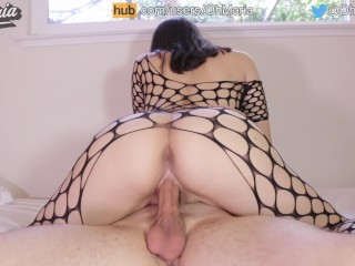 Cowgirl and Creampie! (Riding until he cums inside me by OhMaria ♡)]>