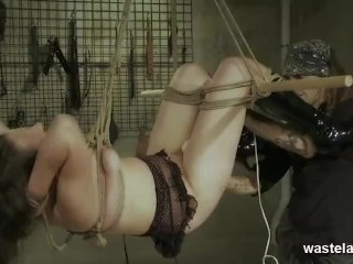 Tied Up In Every Position Imaginable These BDSM Sluts Are Bound For Orgasms