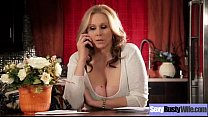 (julia ann) Naughty Bigtits Housewife Love Intercorse vid-14