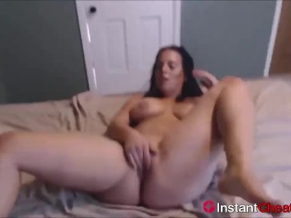 BBW Chubby Cheater Wife Fucked Hard & Pussy Filled With Cum