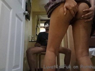 Filipina student gets her sexy Ass fucked hard