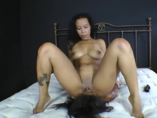 Double Punishment from Cris Moreno - Bondage and cruel face fucking