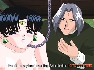 Hentai Pros - Magical girl gets chained up and fucked