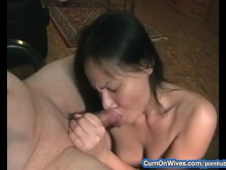 Nextdoor milfs playing with hard cock and get cumshots