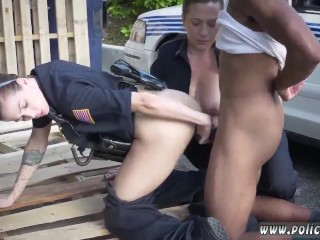 Black older bbw lesbian and felix vicious threesome I will catch any perp