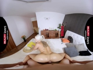 RealityLovers - He is fucking my oiled Booty