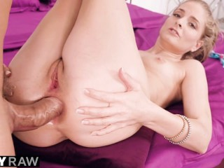 TUSHYRAW This model loves a hard cock in the ass