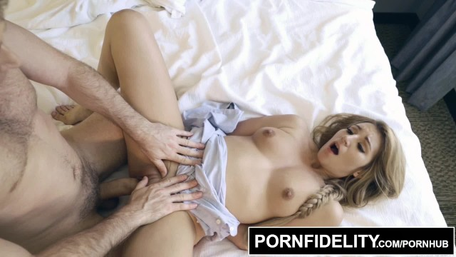 PORNFIDELITY Moka Mora Hot Girl Next Door