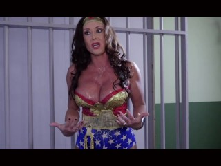 CC Productions Wonder Woman vs. Gargantua A Fetish Parody