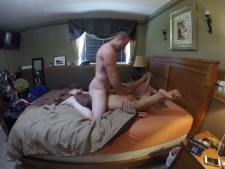 Milf Gets Fucked Hard and Rough