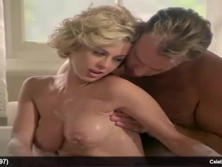 Celebrities Cinzia Roccaforte & Lisa Comshaw All Nude And Hot Sex Video