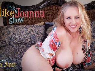 ADULT TIME Hot Bod, Busty, MILF Julia Ann Masturbates !