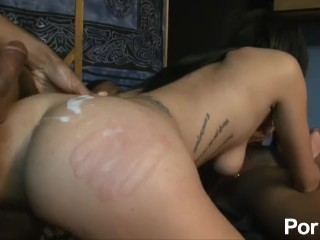 Hardcore Teenage Indian Gangbangs - Scene 1