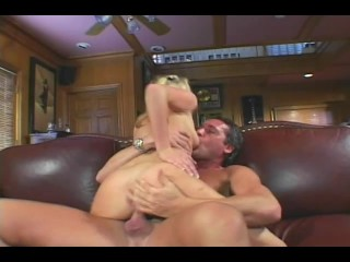 Blonde Anal Attack - Scene 2