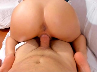 She Knows How To Cum Me In Reverse Cowgirl POV [HD]